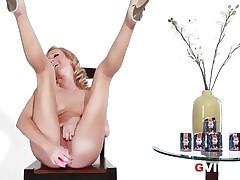 Hawt G Vibe Interview Hawt Blonde Pornstar Brett Rossi