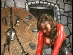 Extreme dominatrix chicks kinky balls punishment