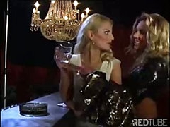 The lesbo luxury bar always provides some hot bawdy cleft licking