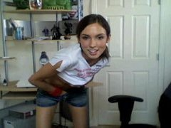 Legal age teenager Webcam Angel at home